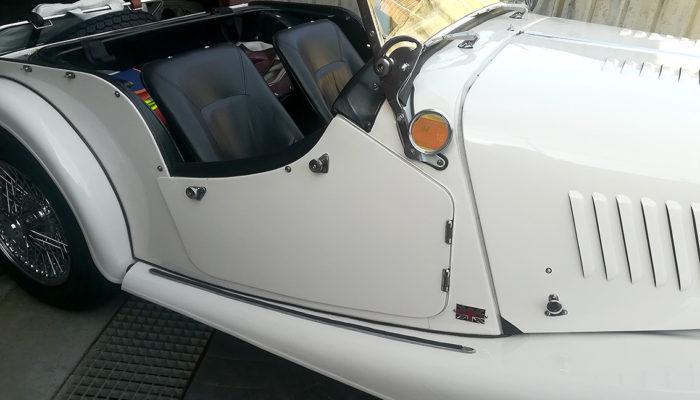 Morgan 4×4 blanco en venta