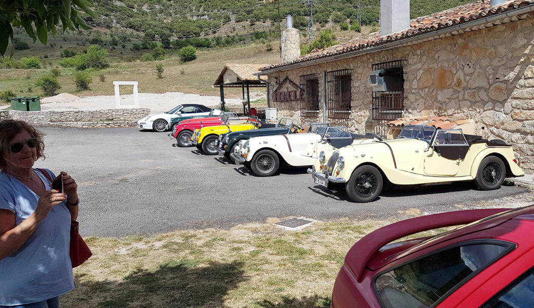 Cuenca y Montes Universales junio '19
