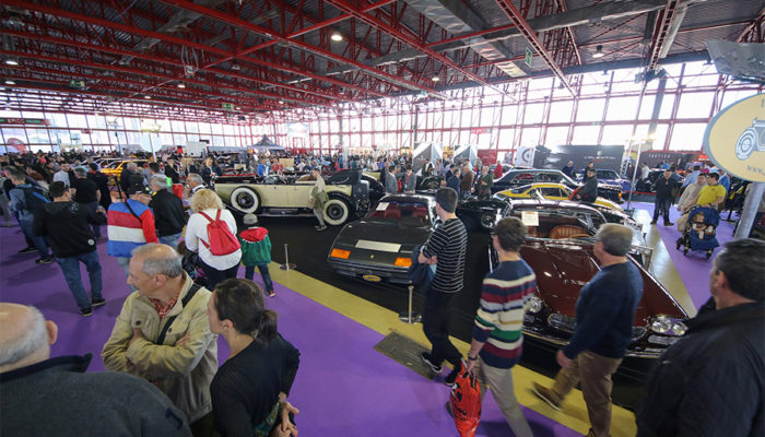 Morgan Sports Car Club con la FEVA