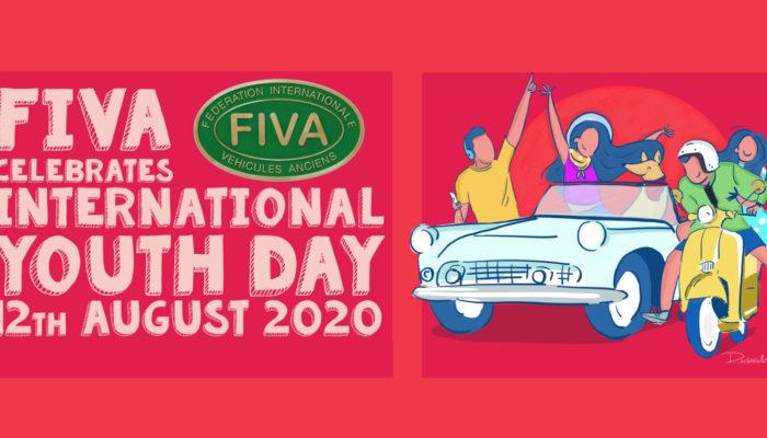 Llamamiento a los jóvenes entusiastas de los vehículos históricos