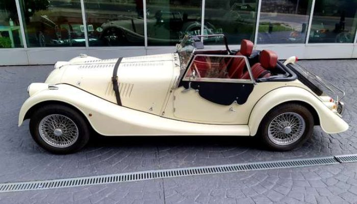 Venta. Morgan 4/4 Roadster 70th Aniversario 2006 Limited Edition